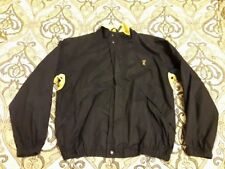 RALPH LAUREN CHAPS Wind Jacket Dark Blue Polycotton Size M Made In Russia