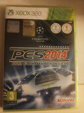 Pro Evolution Soccer 2014 (PES)  XBOX 360 SIGILLATO EDIZIONE ITALIANA