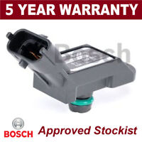 Bosch MAP Sensor Manifold Absolute Air Pressure 0281002844