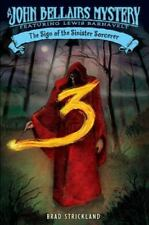 The Sign of the Sinister Sorcerer (John Bellairs Mysteries)-ExLibrary