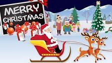 Christmas carols & songs, jingle bells, frosty the snowman, little donkey