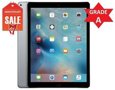 Apple iPad Pro 128GB, Wi-Fi + AT&T (UNLOCKED), 12.9in - Space Gray - GRADE A (R)