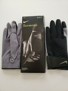Nike ALL Weather Rain, Winter, Cold Weather Golf Gloves GG 0411 New Mens S PAIR