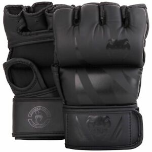 VENUM CHALLENGER FINGERLESS MMA GLOVES - VARIOUS COLOURS AND SIZES