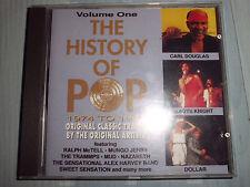 THE HISTORY OF POP Vol. One 1974 - 1982 Gladys Knight, Mungo Jerry, Nazareth TOP