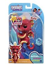 Fingerlings Baby Dragon Ruby Red Wow Wee Fingerlings