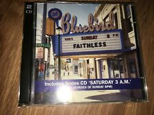 Faithless ‎– Sunday 8PM (2XCD POP/DANCE/TRANCE ALBUM)(VG+ CONDITION)