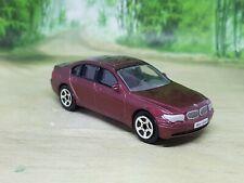 BMW 7 Series Car Diecast Model Car 1/63 Realtoy - Very Good Condition