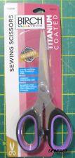 Sewing Scissors 150mm TITANIUM Blade BIRCH