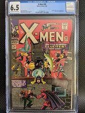 X-Men #20 CGC 6.5 1966