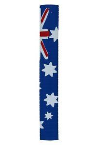 Australian Flag Cricket Bat Grip (Player Grade) + AU Stock + Free Shipping
