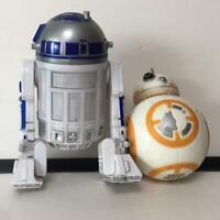 Star Wars Galaxy of Adventures R2-D2 & BB-8 Droid Action Figure BIN