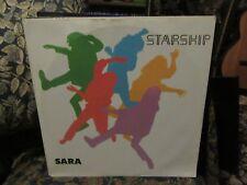 """Starship,""""Sara""""(Rare 12 inch vinyl)"""