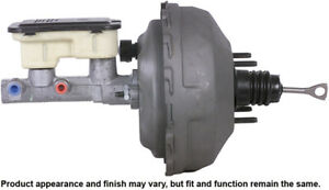 Remanufactured Power Brake Booster W/Master Cyl  Cardone Industries  50-1061