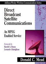 Direct Broadcast Satellite Communications: An MPEG En..