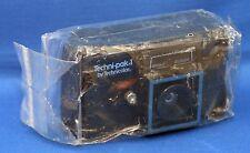 TECHNICOLOR TECHNI-PAK-1, 20 Vintage Portable Compact Film Camera Never Used