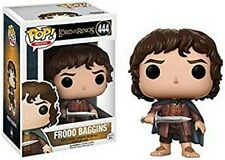 Frodo Baggins Lord of the Rings Pop! Movies Vinyl Figure by Funko 444 Lotr Nib