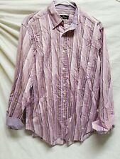 Bugatchi Uomo Button Up Shirt Size medium