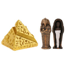 Ägyptische Pyramide Modell Figur Statue für Haus Büro Deko Für Kinder
