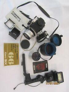 Kowa Six Medium Format Camera