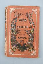 Die falschen Perlen - Jos.Scholz Mainz, um 1840