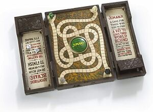 The Noble Collection Jumanji Electronic Board Game Mini Replica Family Time