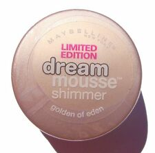 Maybelline Dream Mousse Shimmer Limited Edition Golden Of Eden