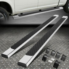 "FOR 09-18 DODGE RAM TRUCK 1500 2500 CREW CAB 5""SIDE STEP NERF BAR RUNNING BOARDS"