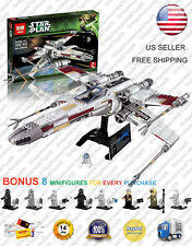 05039 Red Five X-Wing Starfighter 10240 Custom Building Blocks 1586 Pcs