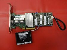 IBM ServeRAID M5110 90Y4449 SAS/SATA Adapter 1GB FLASH 46C9029 W/BATT 81Y4579