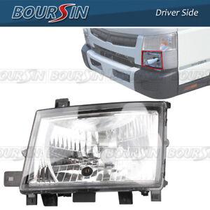 Headlight For Mitsubishi Fuso Canter FE125 FE160 FE180 2012-2019 Driver Side