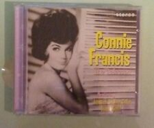 CONNIE FRANCIS THE COLLECTION   CD