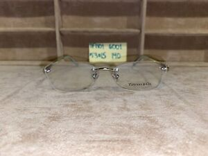 Tiffany & Co Eyeglasses TF1101 6001 5315 140 NO CASE!