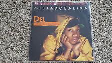 Del Tha Funkee Homosapien - Mistadobalina 12'' Vinyl Maxi Germany
