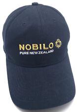 NOBILO WINE (NEW ZEALAND) blue adjustable cap / hat