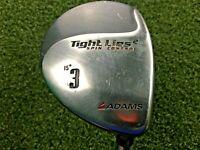 Adams Tight Lies 2 Spin Control 3 Wood 15* RH / Regular Graphite / Nice / mm1813