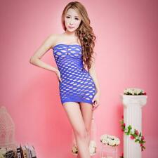 Sexy Women Lingerie Babydoll Hollow Out Pajamas Sleepwear Piece Bodycon Dress J1