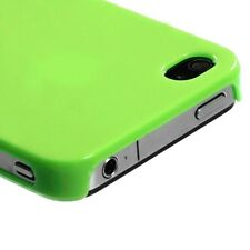 For Apple iPhone 4 4S Ultra Slim HARD Phone Case Snap On BACK Cover, Apple Green
