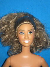 CHANEL-CHEETAH GIRLS DOLL-NUDE FOR ONE OF A KIND