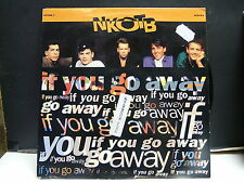 NKOTB If you go away 657666 7 STICKER PROMO