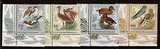 ALLEMAGNE 4 timbres neufs : oiseaux menacés d'extinction    1M 72A
