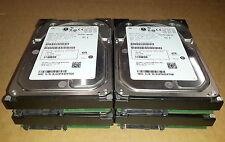 + 4x Fujitsu 147GB SAS 15K RPM Hard Disk Drive MBA3147RC