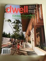 Dwell Magazine  LIVING TOGETHER Magazine March/April 2021