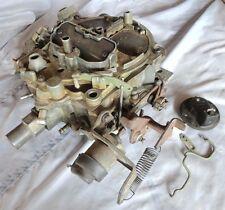 80 TURBO Firebird Trans Am QUADRAJET CARBURETOR rare original 17080274 1980 Indy