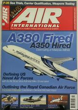 Air International October 2016 A380 Fired A350 Hired Aviation FREE SHIPPING sb