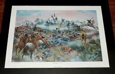 Mort Kunstler - Custer's Last Stand -  Collectible Civil War Print