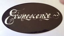 "Evanescence Sticker 6""x3"""