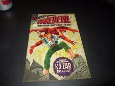 DAREDEVIL #24 AWESOME SILVER AGE COMIC KA-ZAR APPEARANCE SEE MY OTHERS!!!!