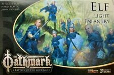 Oathmark Elf Light Infantry NIB