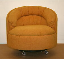 VINTAGE HOLLYWOOD REGENCY MIDCENTURY  MILO BAUGHMAN FOUNDERS LOUNGE CHAIR